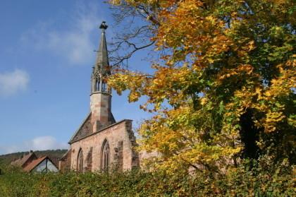 Zisterzienserinnen, Abtei Rosenthal, Kerzenheim Sehenswürdigkeit