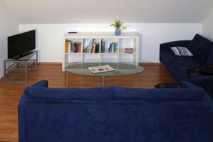 Woonkamer Op Bovenverdieping : Gästehaus am herrnkopf vakantieappartement